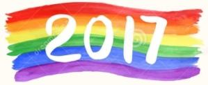 el 28 de junio, día en el que se conmemoran los disturbios de Stonewall (Nueva York, EE. UU.) de 1969, que marcaron el inicio del movimiento de liberación homosexual.